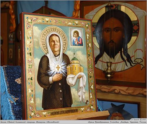 Икона Александр Свирский в чем помогает